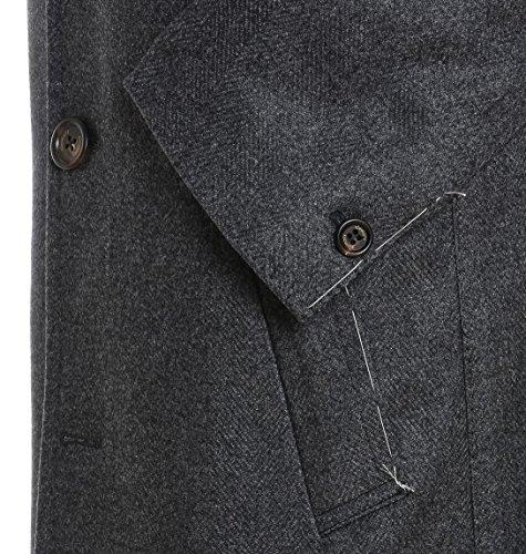 Eleventy Herren 979CS0063CAS200126 Grau Wolle Mantel