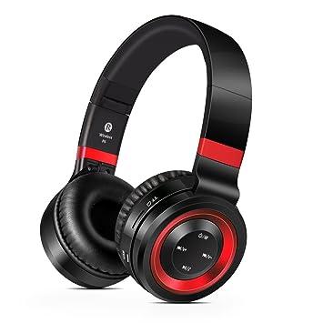 Sonido Intone P6 - Auriculares inalámbricos con micrófono de alta definición: Amazon.es: Electrónica
