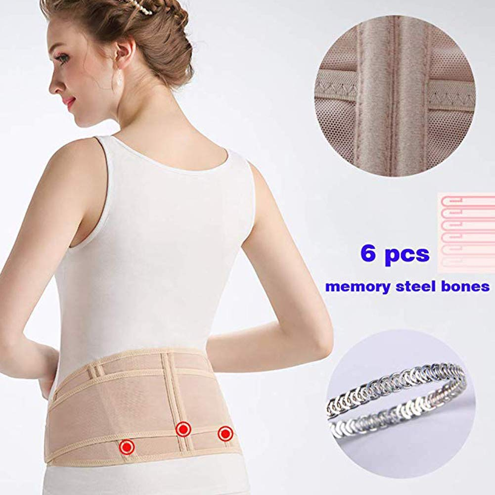 Maternity Belt 2.0 - Belly Band for Pregnancy, Two in One Pregnancy Belt for Your Entire Pregnancy and Postpartum Recovery, Breathable Back and Pelvic Support Prenatal Cradle (Universal Size, Beige)