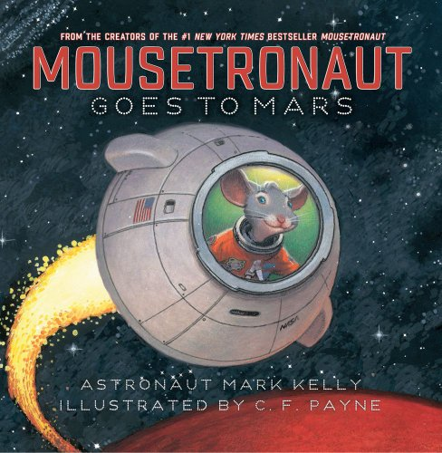 Meteor the mousetronaut returns to outer space in this exciting story from #1 New York Times bestselling author and retired NASA astronaut Commander Mark Kelly and renowned illustrator C.F. Payne.3-2-1…blast off! The smallest member of the team, a mo...