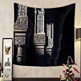 Keshia Dwete Custom tapestry alhambra islamic art