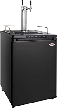 Kegco K309B 2 Kegerator Appliances