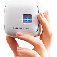 CINEMOOD Portable Movie Theater - Includes Educational Disney Content, Streams Netflix, Videos and YouTube - Anytime…