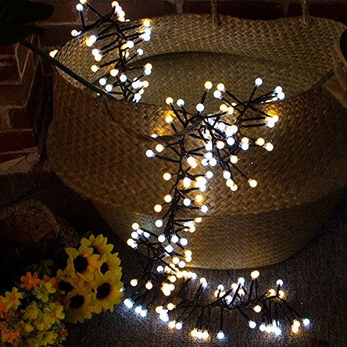 Outdoor Lighted Balls For Trees - 6