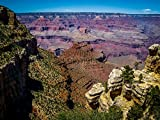 Grand Canyon Photography, 8x10 Inch Print