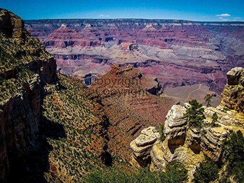 Grand Canyon Photography, 8x10 Inch Print by ToniTiger415
