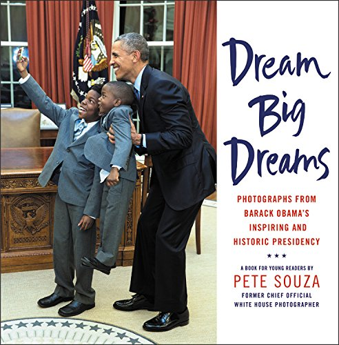 From former Chief Official White House Photographer Pete Souza comes a book for young readers that highlights Barack Obama's historic presidency and the qualities and actions that make him so beloved.Pete Souza served as Chief Official White House Ph...