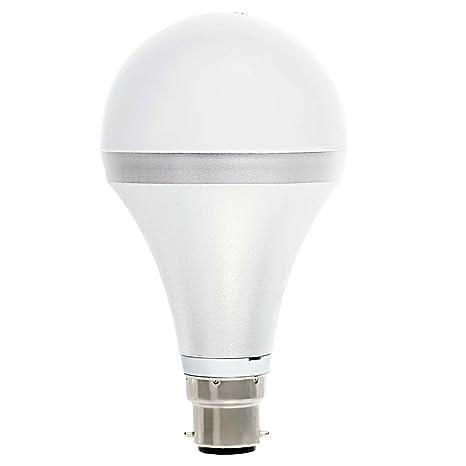 Lámparas a led con rosca B22 de elevada calidad, brillantes, permite el ahorro de energía en ...