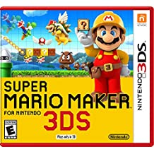 Mario Maker - Nintendo 3DS - Standard Edition