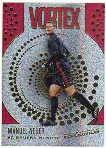 Amazon.com: 2017 Panini Revolution Vortex #17 Manuel Neuer ...