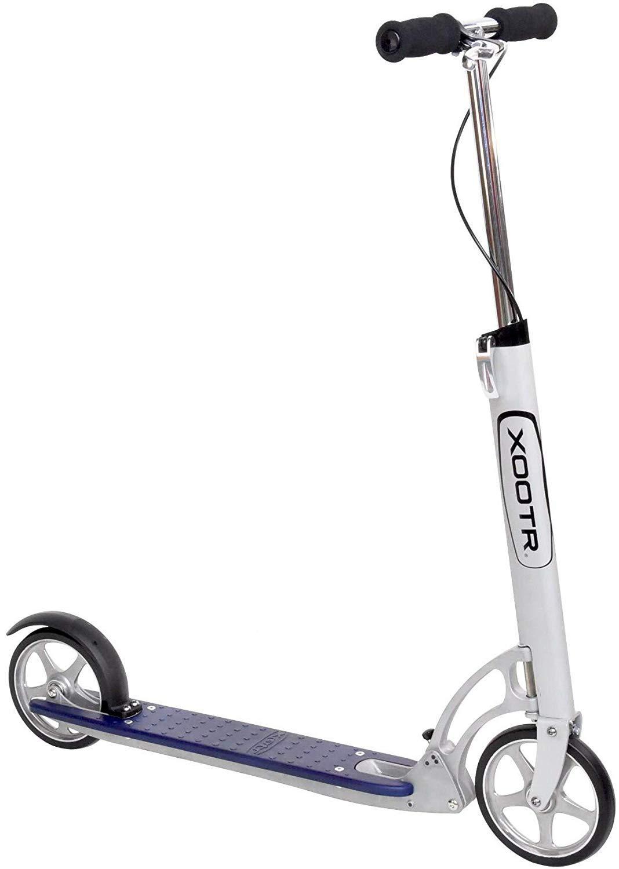 XOOTR Teen/Adult Kick Scooter - Dash Model (Blue)