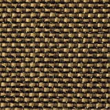 """Mojotone Black and Tan with Gold Sparkle Grill Cloth 33"""" Wide"""