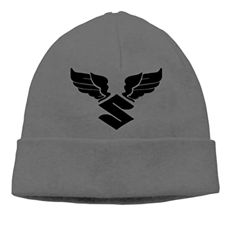 905576fd OLala Suzuki Angel Wings Men And Women Fashion Knitted Beanie Skull Caps