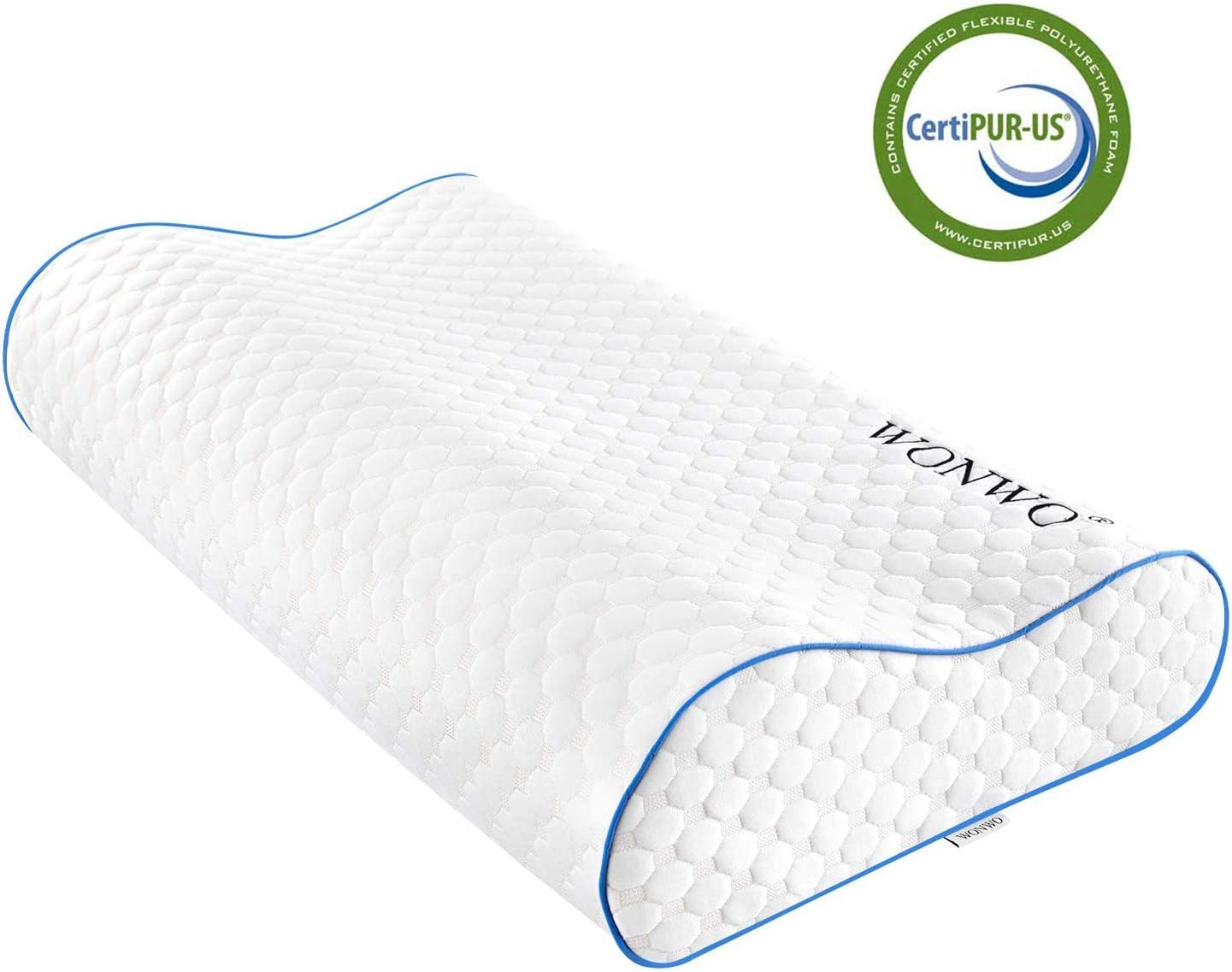 Wonwo Memory Foam Pillow