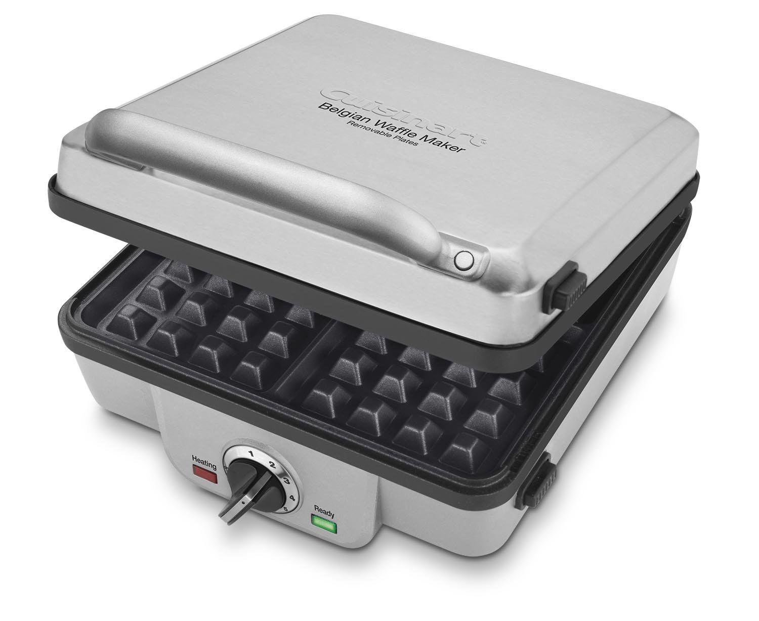 Cuisinart WAF-300 Belgian Waffle Maker with Pancake Plates by Cuisinart