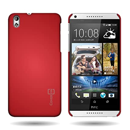 Amazon.com: HTC Desire 816 Caso coveron® Slim 1pc duro ...
