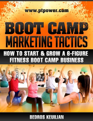 Boot Camp Marketing Tactics: How to Start & Grow a 6-Figure Fitness Boot Camp Business