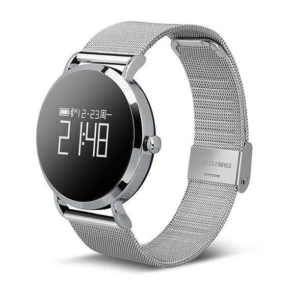 Hombres y Mujeres Smartwatches,Reloj Deportivo Resistente al ...