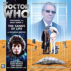 Doctor Who - The Sands of Life