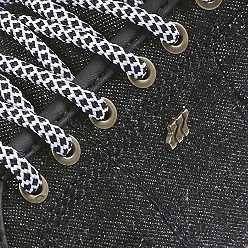 Boxfresh - Sneakers Boxfresh Swich Denim Noir