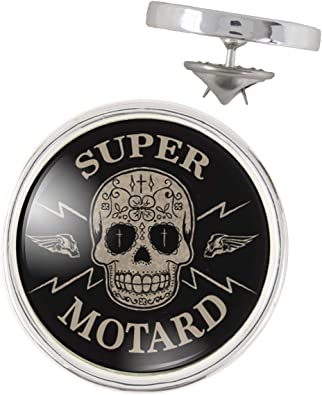 Pins badges tête de mort 11