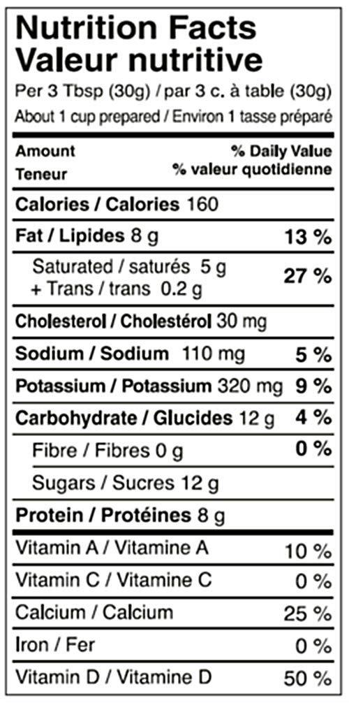 MEDALLION Whole Milk Powder 500g (2 Bags)
