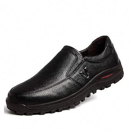 b5589da8eaf5 Amazon.com: Starttwin Men's Formal Shoes Casual Slip on Comfortable ...