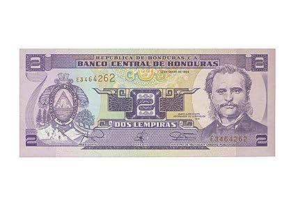 Amazon | 外国紙幣 ホンジュラス...
