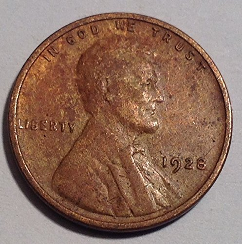 1928 Lincoln Wheat Cent Penny Choice Extremely Fine