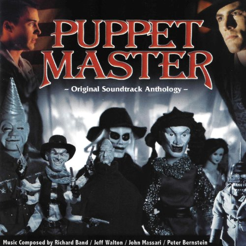 (Puppet Master: The Soundtrack Collection Box)