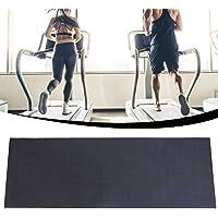OUKA Exercise Equipment Mat Multi-purpose Treadmill Floor Mat Non-slip Exercise Bike Mat Yoga Training Mat for Home Gym Fitness Equipment 60cm X 180cm