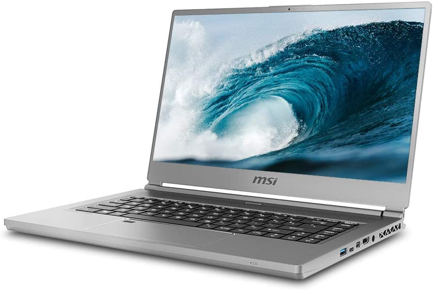 "MSI P65 Creator-1084 15.6"" 4K UHD Display, Ultra-Thin and Light, RTX Studio Laptop, Intel Core i7-9750H, GeForce RTX 2060, 32GB DDR4, 1TB"