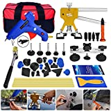 AUTOPDR 40Pcs PDR Kit Auto Car Body paintless Dent Repair Tools Dent Remover Kit for Hail Damage and Door Ding Repair Tools