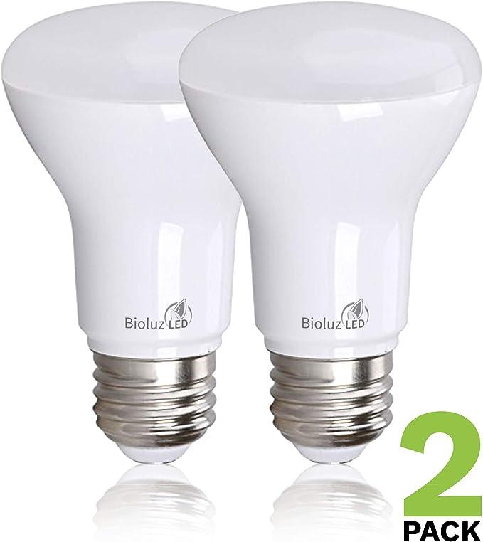 Cree TR20-09850FLFH25-12DE26-1-11 R20 75W Equivalent LED Light Bulb Daylight Renewed