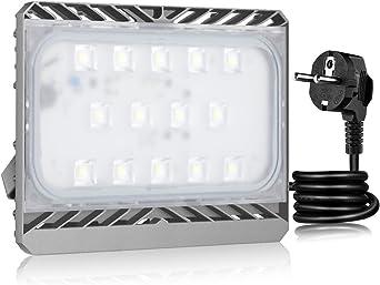 GOSUN® Foco proyector LED 70W para exteriores, CREE SMD5050 ...
