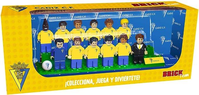 Eleven Force- Brick Team Cádiz CF (13231): Amazon.es: Juguetes y juegos