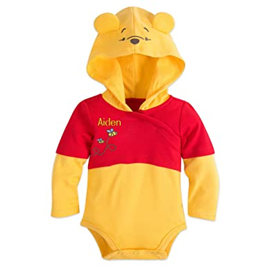 Disney Store Winnie The Pooh Costume Baby Bodysuit (9-12)  sc 1 st  Amazon.com & Amazon.com: Disney Store Winnie The Pooh Costume Baby Bodysuit: Clothing