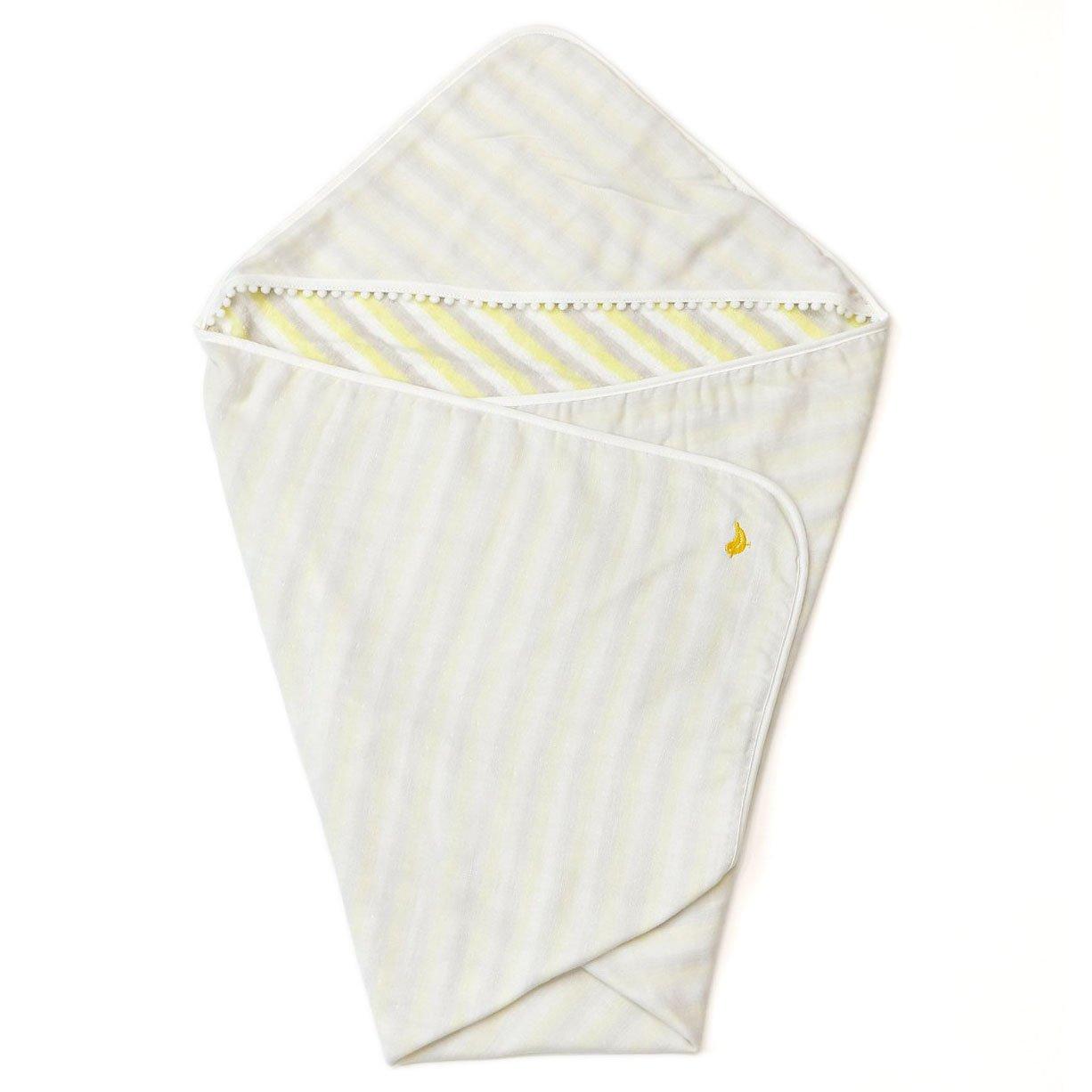 Iori Baby Swaddle Blanket - Yellow