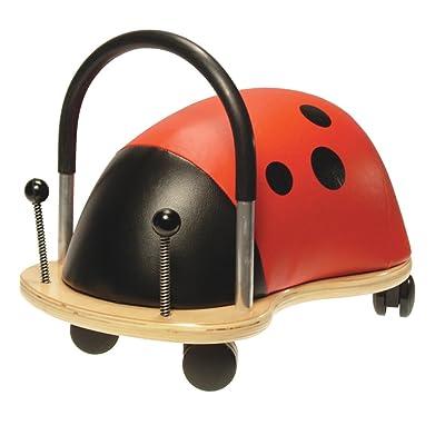 Prince Lionheart Wheely Bug, Ladybug, Small: Baby