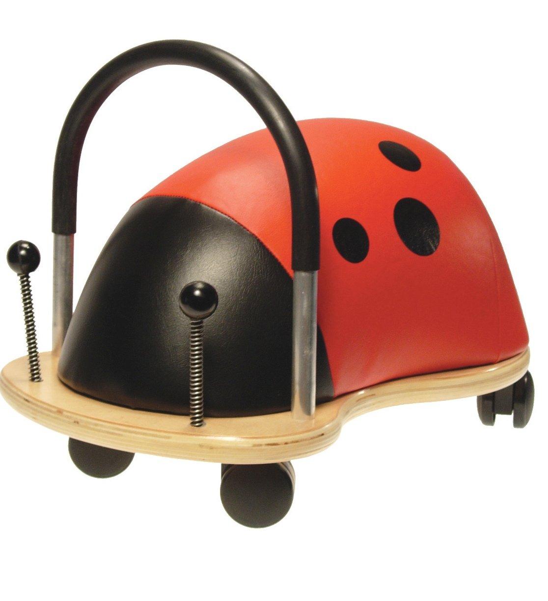 Ladybug with Wheels
