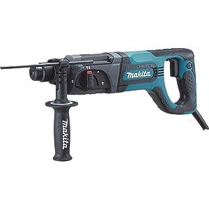 Makita HM1214CX 27-Pound AVT Demolition Hammer (Color: Blue)