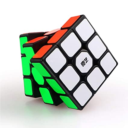 Rabusion 5.6x5.6x5.6CM Smooth Magic Cube Stress Reliever Toy