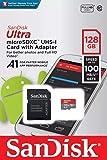 Sandisk Ultra 128GB Micro 100mb/s A1 Lacrado + Adptador