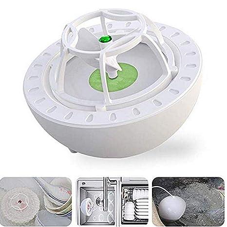 Macabolo - Mini lavavajillas ultrasónico Oxo, portátil, USB ...