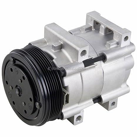 BuyAutoParts 60-01322NA - Compresor de aire acondicionado y embrague para Ford Lincoln y Mercury