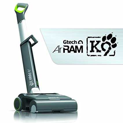 aef14c0bf67 Gtech Airram K9 AR09 Cordless Vacuum Cleaner  Amazon.co.uk  Kitchen ...