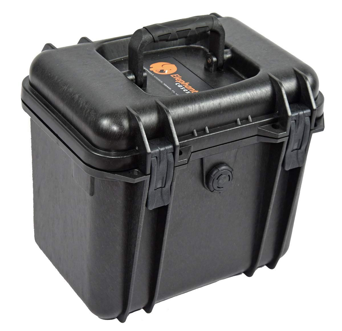 Elephant E140T Case with Foam for Camera, Video, Guns, Test and Metering Equipment Waterproof Hard Plastic Case