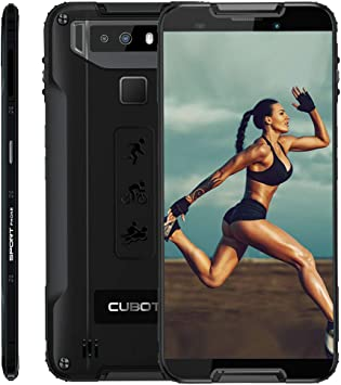 CUBOT Quest 4G IP68 Móvil Libre Impermeable Smartphone Robusto ...