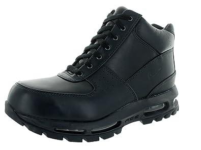 bf6204fe363633 Nike Air Max Goadome Herren US 8.5 Schwarz Stiefel  Amazon.de ...