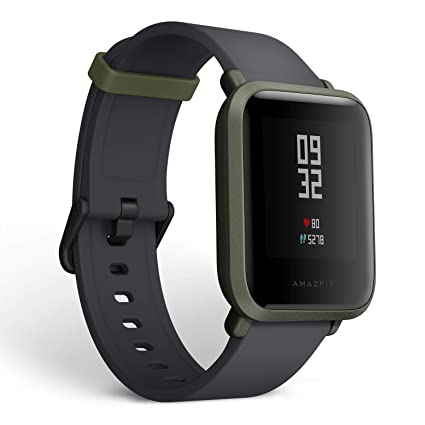 Amazon.com: Amazfit Bip Smartwatch by Huami w/All-Day Heart ...